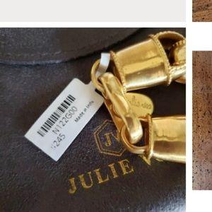 Julie Vos 24 carat gold plated necklace